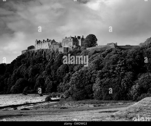 Stirling Castle Scotland - Stock Image