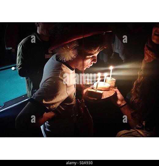 Birthday - Stock Image