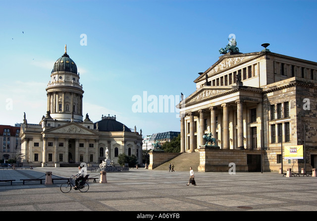 gendarmenmarkt stock photos gendarmenmarkt stock images alamy. Black Bedroom Furniture Sets. Home Design Ideas