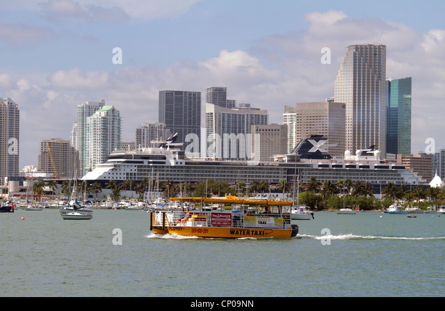 Taxi From Miami Cruise Port To South Beach