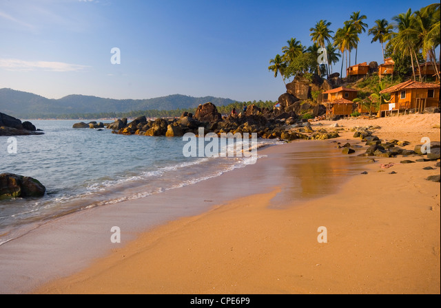 Palolem, Goa, India, Asia - Stock-Bilder