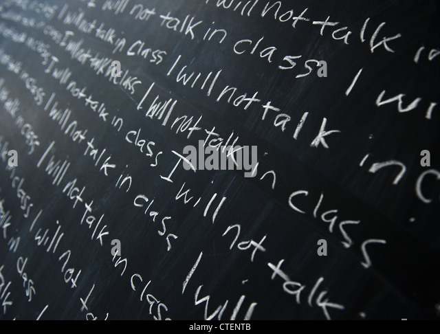 bockbord ritning ~ punishment and classroom stock photos & punishment and