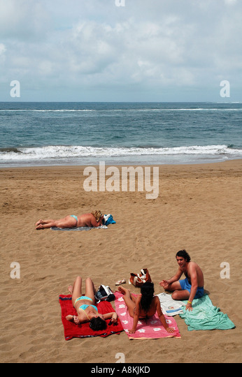 Obese Woman Sunbathing Beach Stock Photos & Obese Woman ...