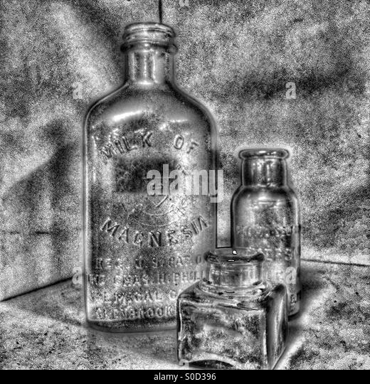 Vintage Antique Black And White Stock Photos Images