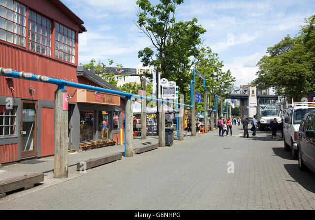 Granville Island Outdoor Clothing Store