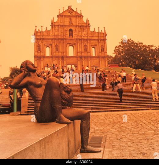 Macau - Stock Image
