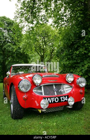 Classic Car Club Aberdeenshire