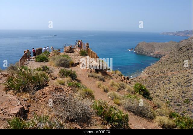 Costa de almeria stock photos costa de almeria stock for Cabo de gata spain