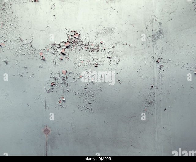 Waisted interior in bright old room - Stock Image
