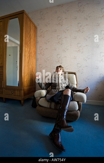 ugly old woman stock photos ugly old woman stock images alamy. Black Bedroom Furniture Sets. Home Design Ideas