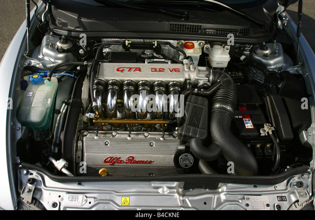 Car Alfa Romeo Gta Limousine Model Year Silver Lower Middle B Ckne