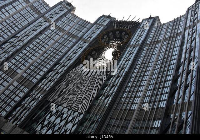 Studio City Casino, Macao - Stock Image
