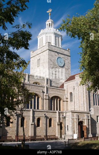 Portsmouth Cathedral - Stock Image