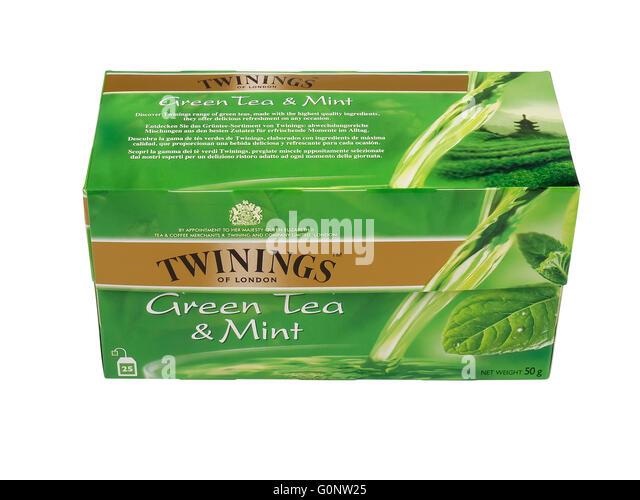 Twinings Earl Grey Pyramid Tea Bags