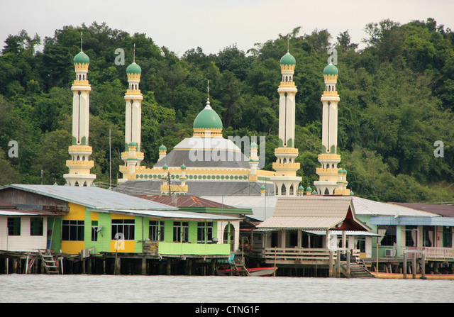 Kampong Ayer In January, Check Out Kampong Ayer In January ...