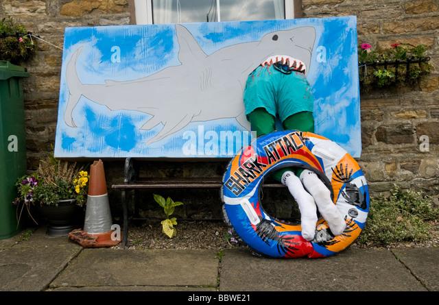 Shark attack - Stock-Bilder
