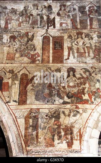 Pickering Church Wall Paintings