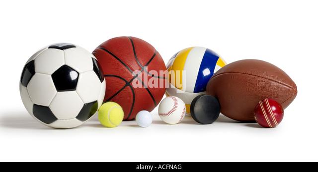 Balls - Stock Image