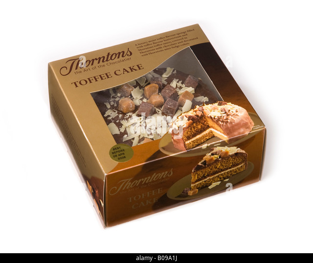 Thorntons Chocolate Cake Triple Layer