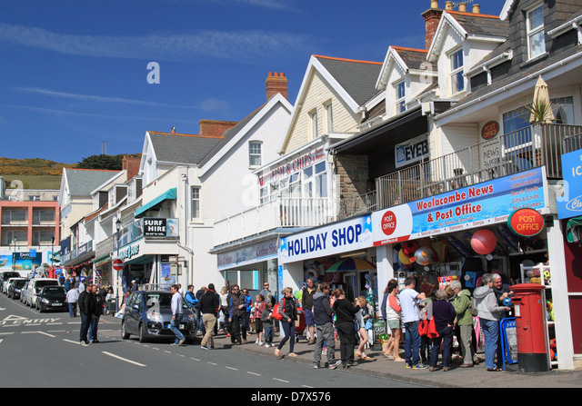 Ilfracombe United Kingdom  city photos gallery : Woolacombe, Ilfracombe, Devon, England, Great Britain, United Kingdom ...