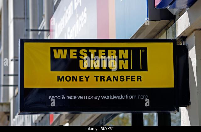 western union uk