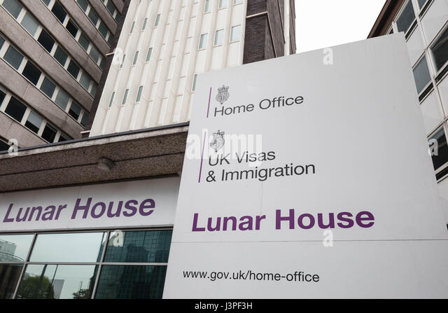 Lunar house stock photos lunar house stock images alamy - London immigration office ...