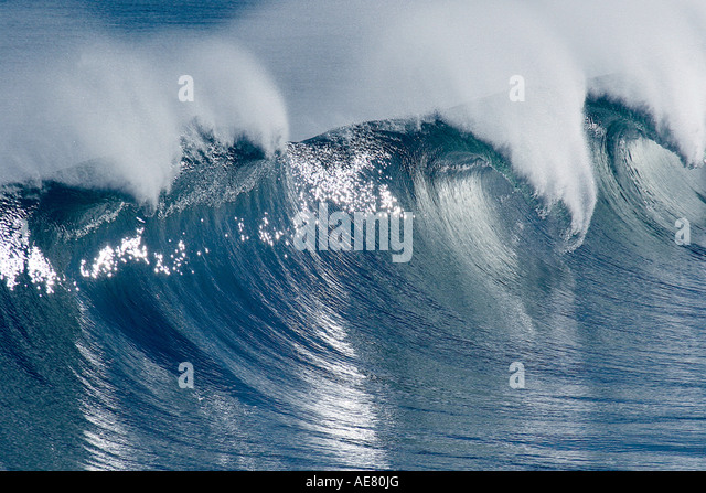 wave - Stock Image