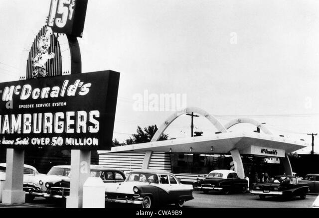 1950s Restaurant Stock Photos & 1950s Restaurant Stock ...