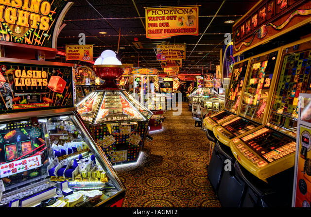 Arcade West Island