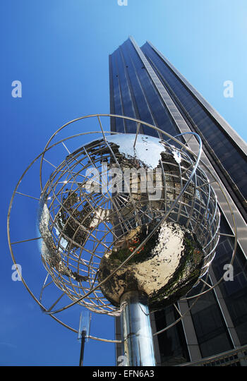 globe columbus circle in new stock photos globe columbus circle in new stock images alamy. Black Bedroom Furniture Sets. Home Design Ideas