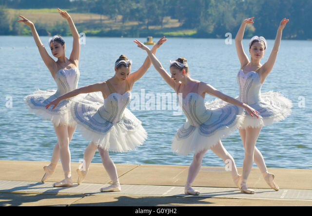 Sydney, Australia - 6th May 2016: The Australian Ballet's Executive Director Libby Christie, The Australian - Stock Image