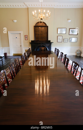 Old fashioned chairs stock photos old fashioned chairs for Old fashioned dining room tables
