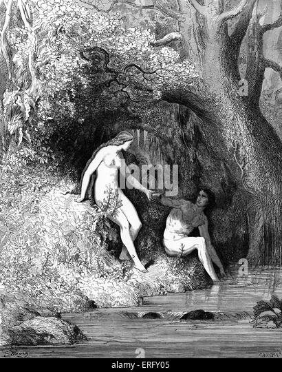 adam and eve in paradise lost essay Paradise lost was about adam and eve, how they came to be created, the fall of satan and his journey to get back at god by corrupting adam and eve the main plot of this took place in god's creation called the garden of eden paradise lost is similar to the book of genesis because its story comes from.