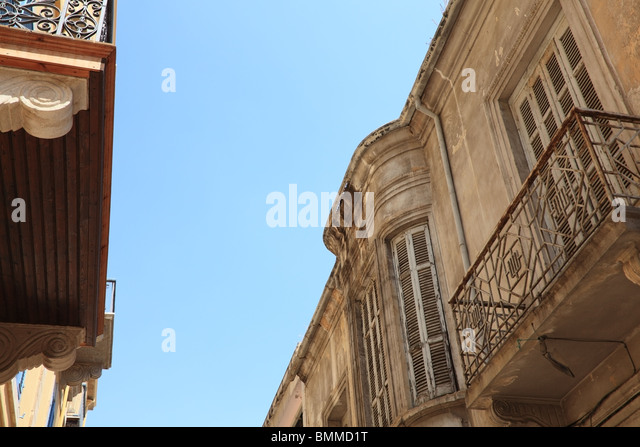 Lefkosia stock photos lefkosia stock images alamy for Balcony nicosia