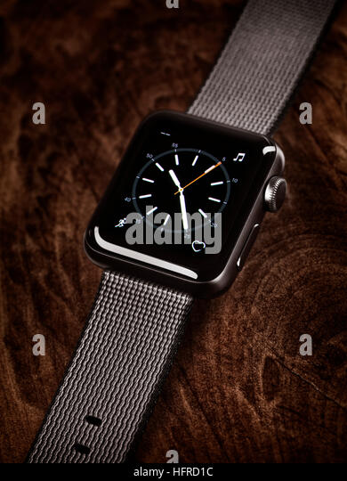 how to change background on apple watch