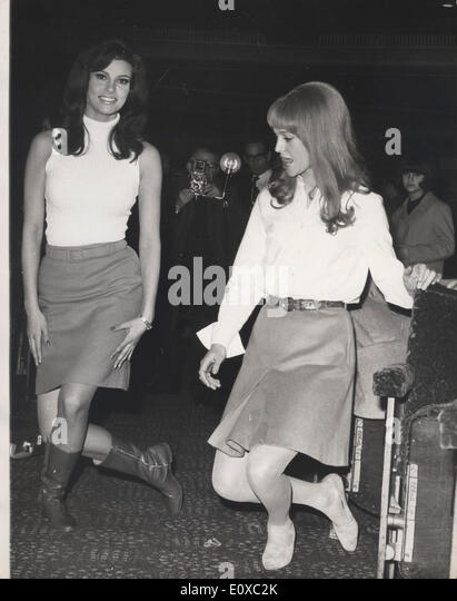 Mar 13, 1966 - London, England, United Kingdom - The twentieth Royal Film Performance takes place tomorrow evening - Stock Image