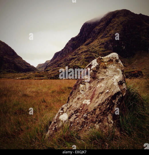 Ireland, Munster, County Kerry, Killarney, Gap of Dunloe - Stock-Bilder
