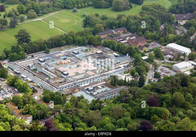 Bury St Edmunds Hospital Car Park