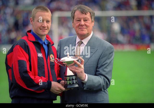 Blackburn Rovers David Batty Stock Photos & Blackburn