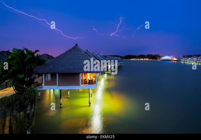 Thunderstorm - Stock Image