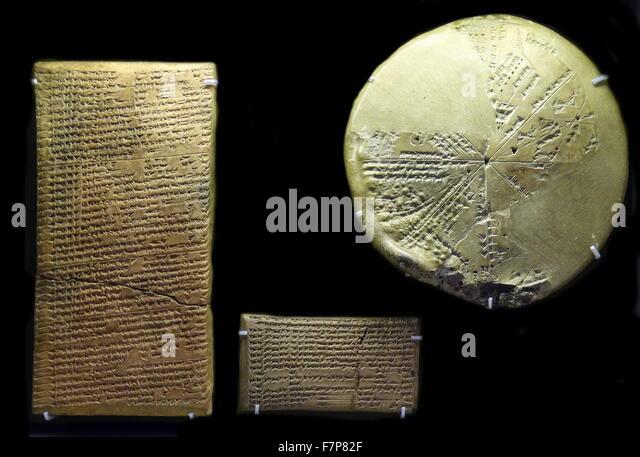 how to make a cuneiform tablet