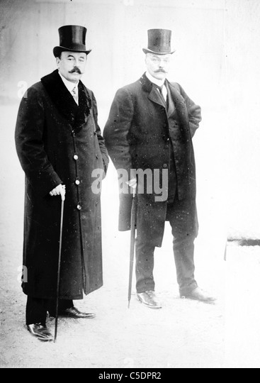 Baron E. DeMarcay, J. Kluytmans - Stock Image