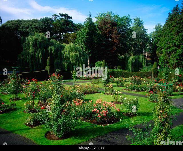 Irish national botanic garden stock photos irish for Garden design jobs ireland
