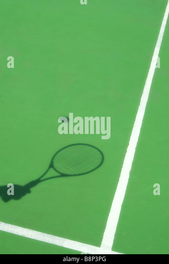 tennis - Stock Image