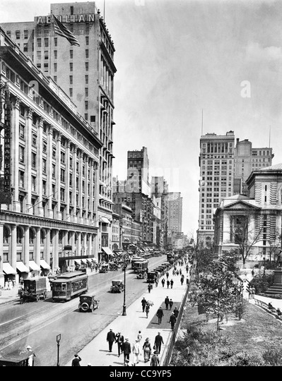 Grand Hotel  White Street And Th Avenue Manhattan