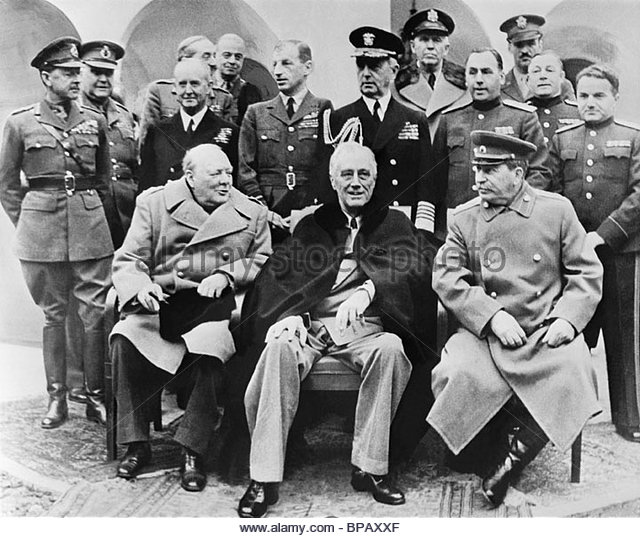 yalta conference Division of germany at the yalta conference, february 4-11, it was decided to split germany into four zones of control, one each.