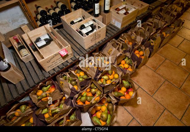 ORGANIC FOOD - Stock Image