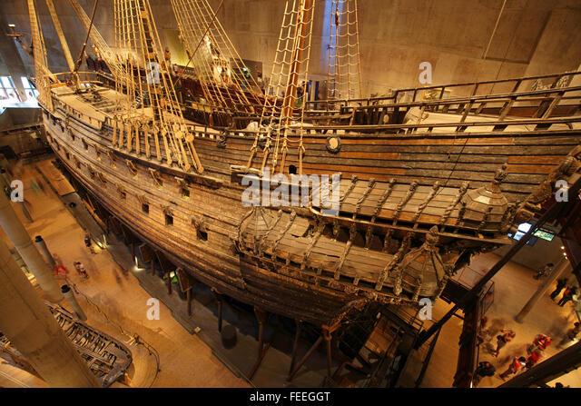 Vasa warship stock photos vasa warship stock images alamy for Vasa ship