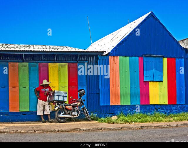 Ile  Rodrigues,  Ocean Indien, Salzedo - Stock-Bilder