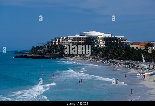 VARADERO CUBA Cuba - Stock Image